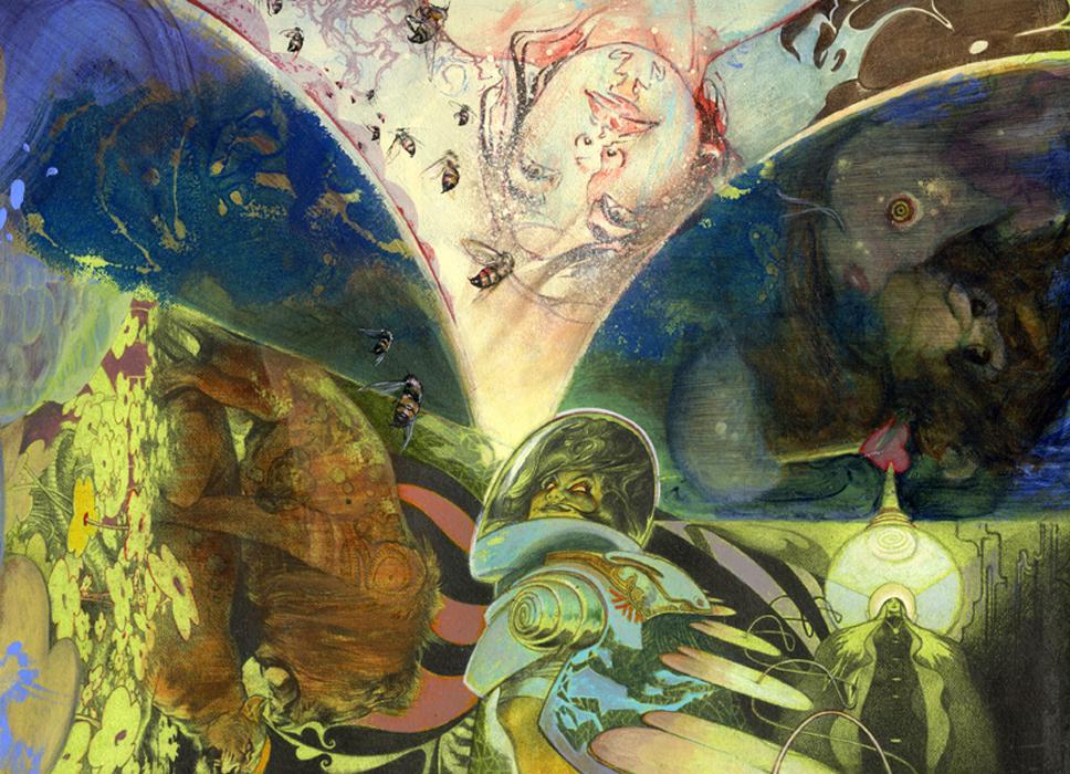 art blog - Reinier Gamboa - Empty Kingdom