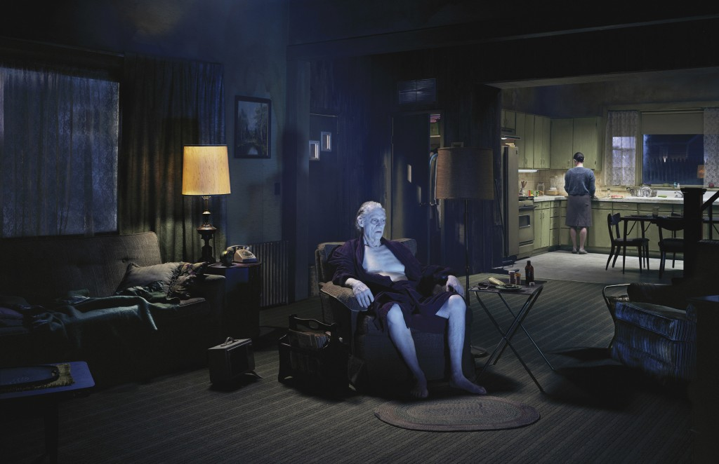 art blog - Gregory Crewdson - empty kingdom top 100