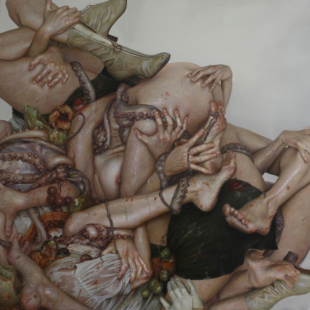 art blog - Monica Cook - empty kingdom top 100