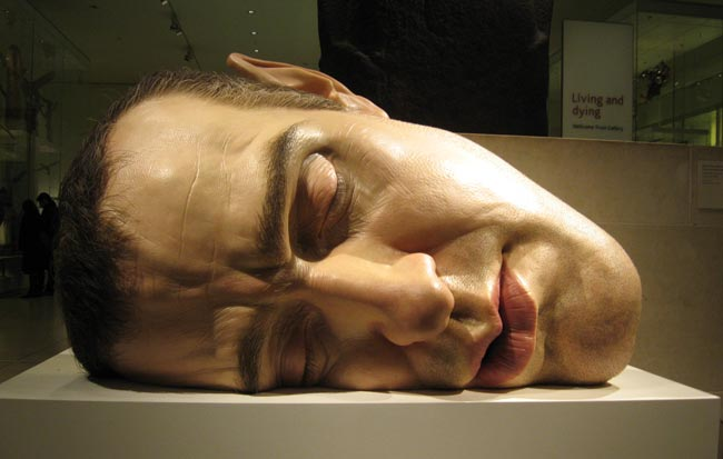 art blog - Ron Mueck - empty kingdom top 100