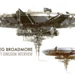 art blog - Greg Broadmore - empty kingdom