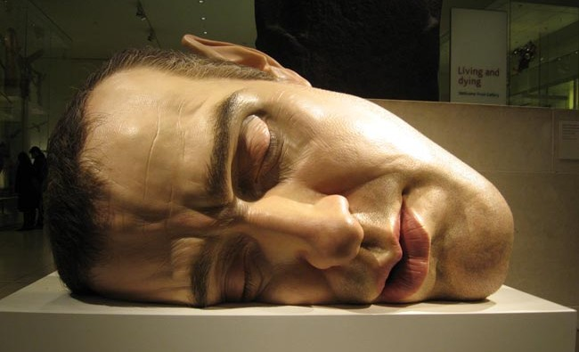 art blog - ron mueck