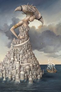 art blog - tomek setowski - empty kingdom