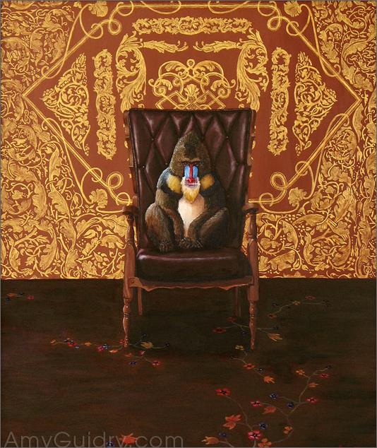 art blog - amy guidry - empty kingdom