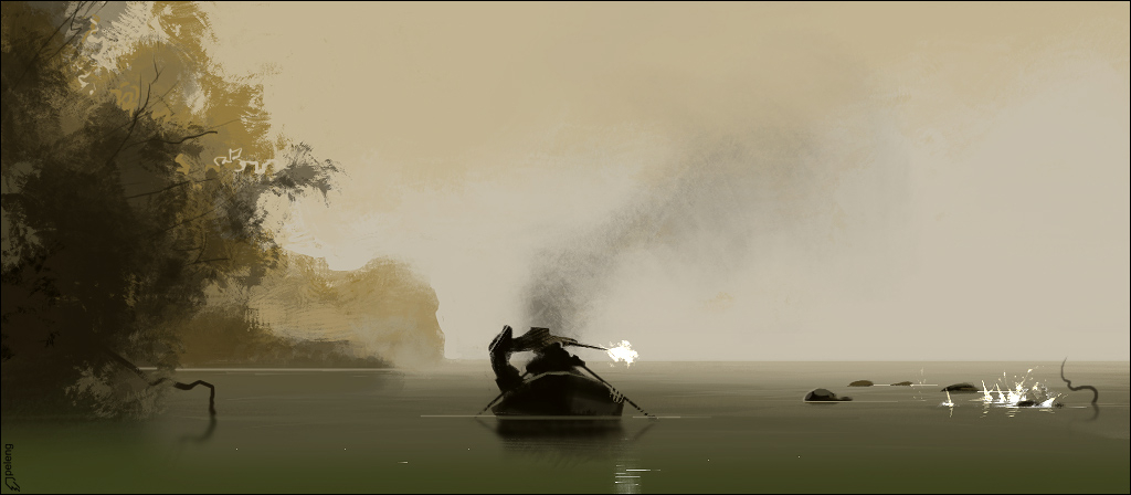art blog - sergey kolesov - empty kingdom