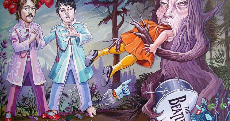 art blog - dave macdowell - empty kingdom
