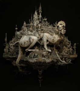 art blog - kris kuksi - empty kingdom
