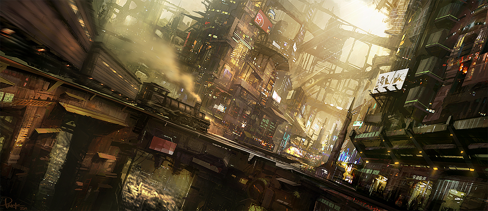 art blog - James Paick - empty kingdom