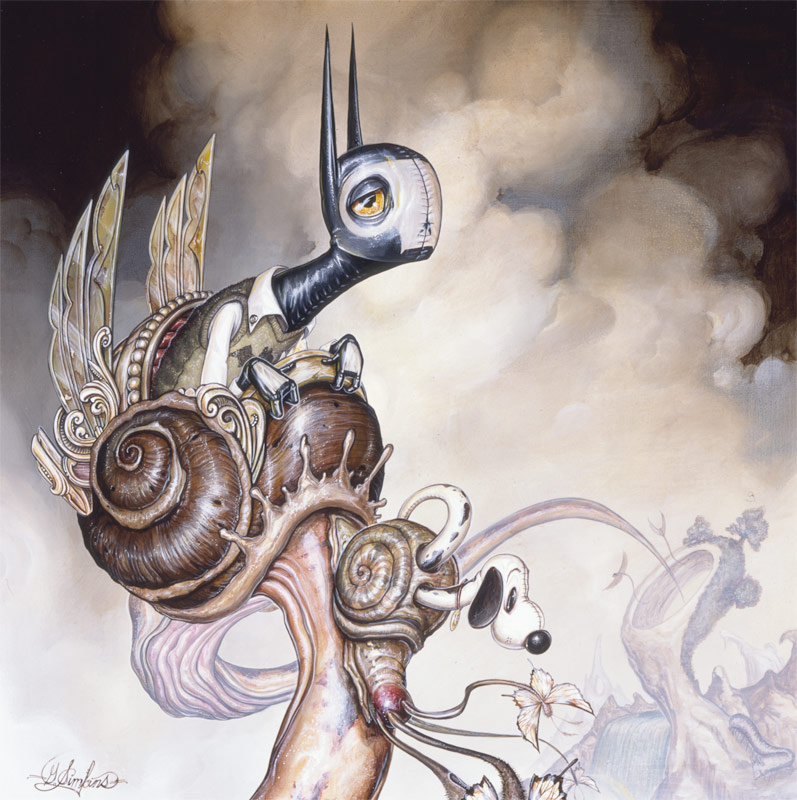 art blog - greg simkins - empty kingdom