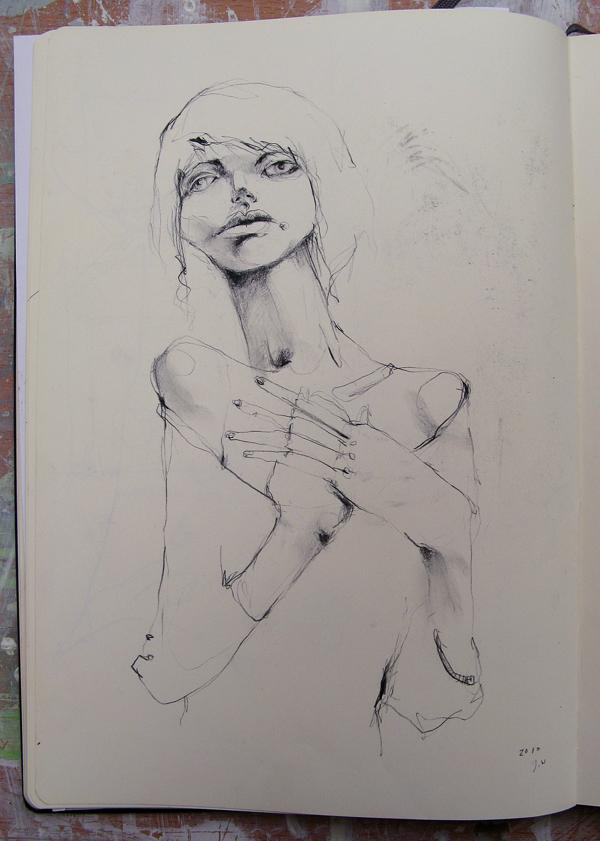 art blog - justin lee williams - empty kingdom