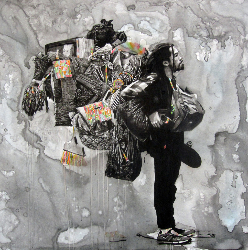 art blog - marco zamora - empty kingdom