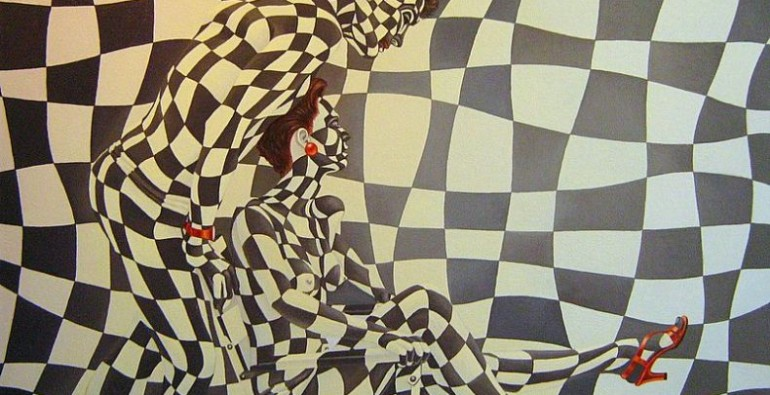 art blog - Gyuri Lohmuller - empty kingdom