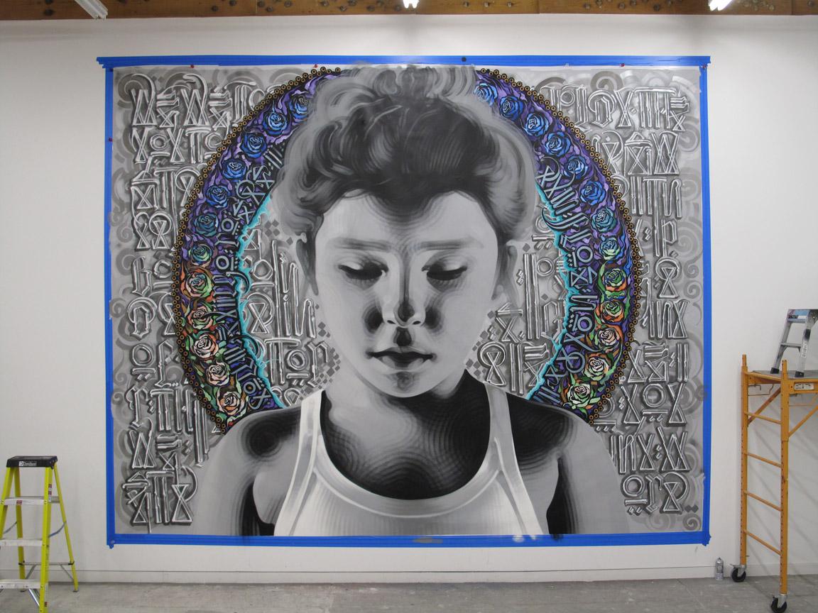 art blog - mac retna - empty kingdom