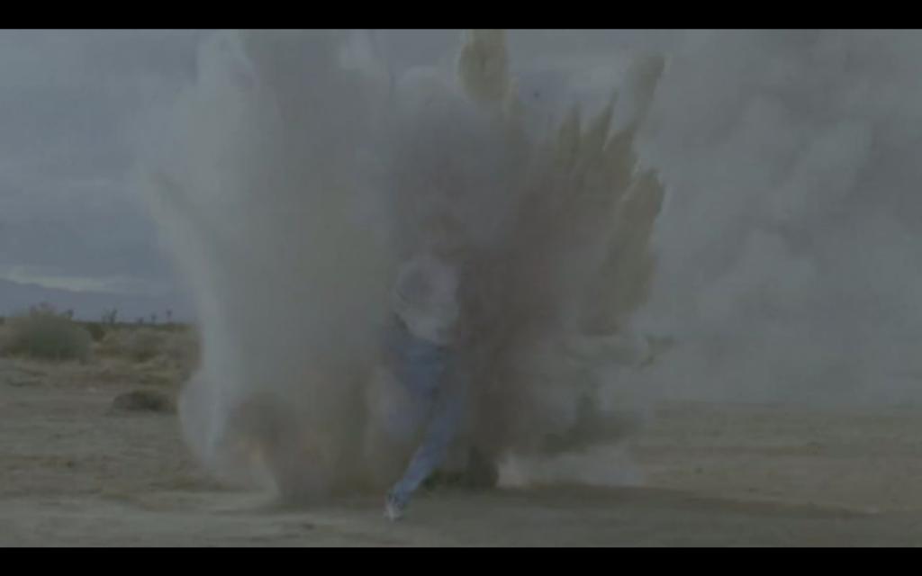 art blog - m.i.a. mia born free music video - empty kingdom