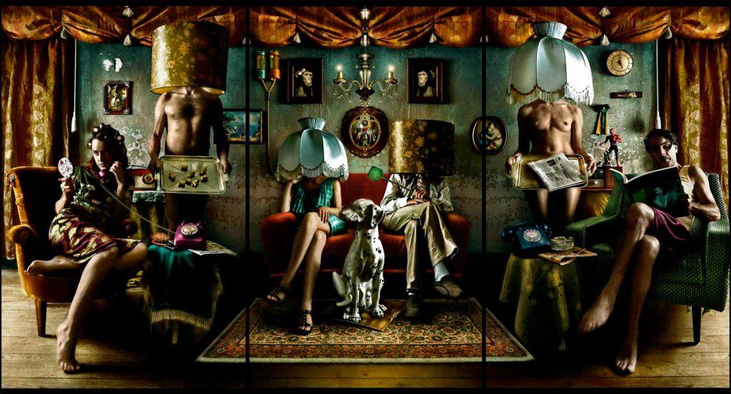 art blog - jose d'almeida - maria flores - four hands photo - empty kingdom