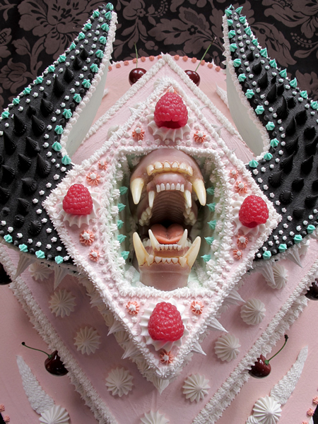art blog - scott hove cakeland - empty kingdom