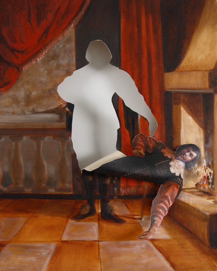 art blog - titus kaphar - empty kingdom