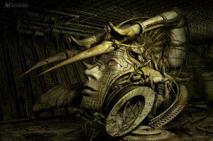 art blog - Kazuhiko Nakamura - empty kingdom