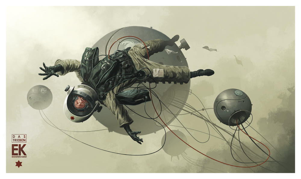 art blog - Derek Stenning - empty kingdom