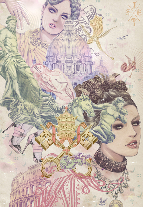art blog - ISE Ratinan Thaijareorn - empty kingdom