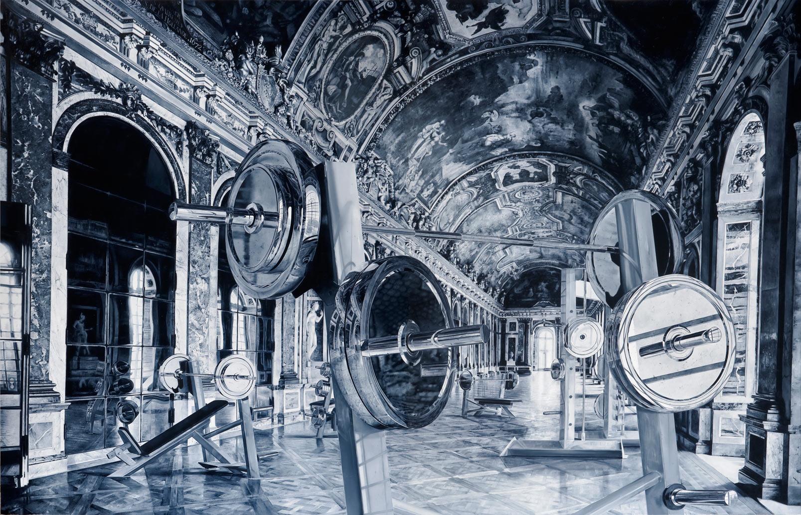 art blog - michael zavros - empty kingdom