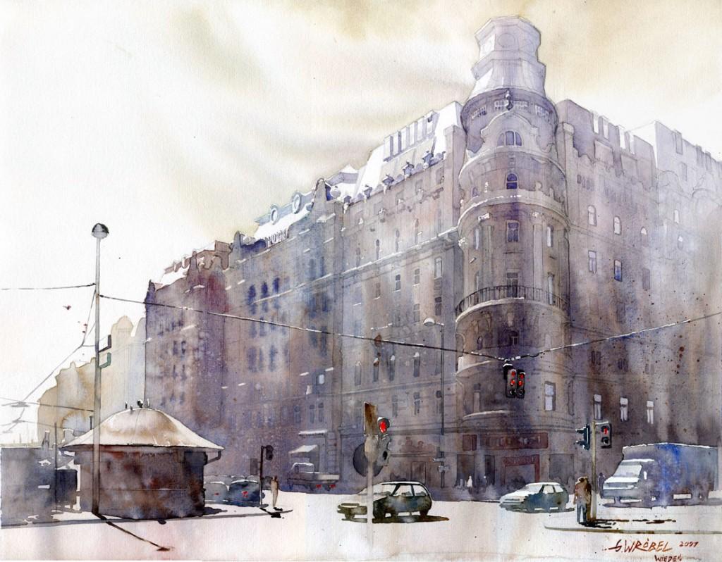 art blog - Grzegorz Wróbel - empty kingdom