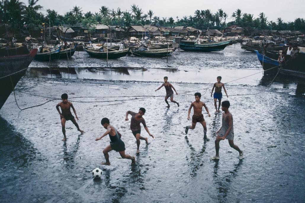 art blog - Steve McCurry - empty kingdom