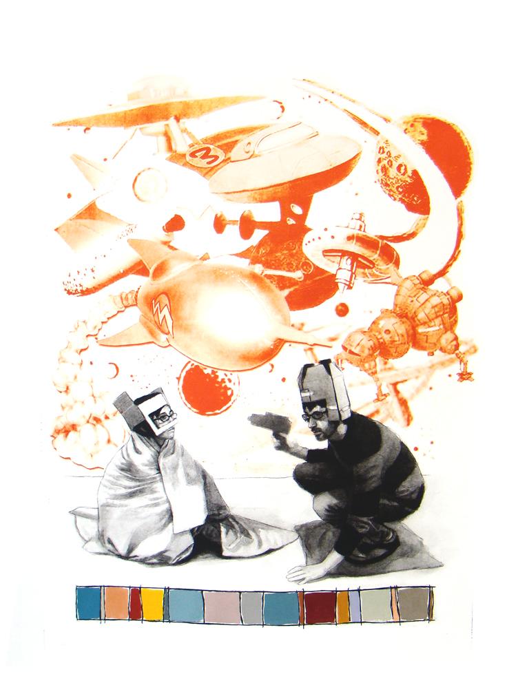 art blog - Alex Roulette - empty kingdom