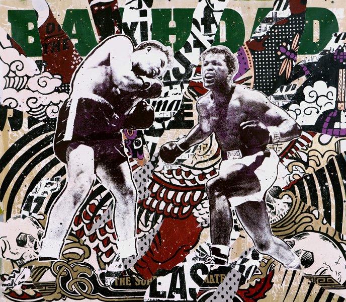 art blog - faile - empty kingdom