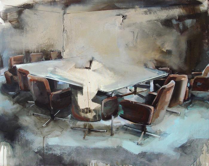 art blog - Angelika J. Trojnarski - empty kingdom