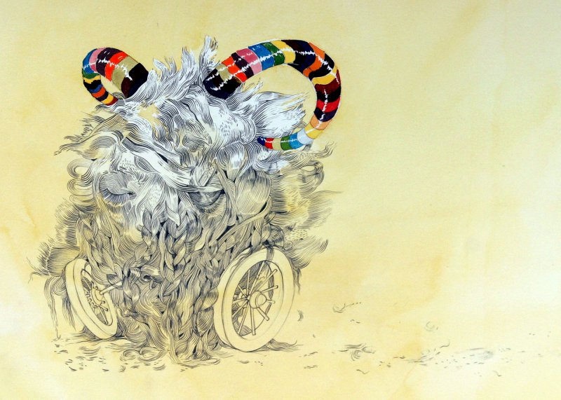 art blog - Gala Bent - empty kingdom
