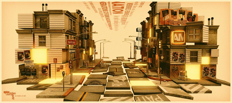 art blog - alex varanese - empty kingdom