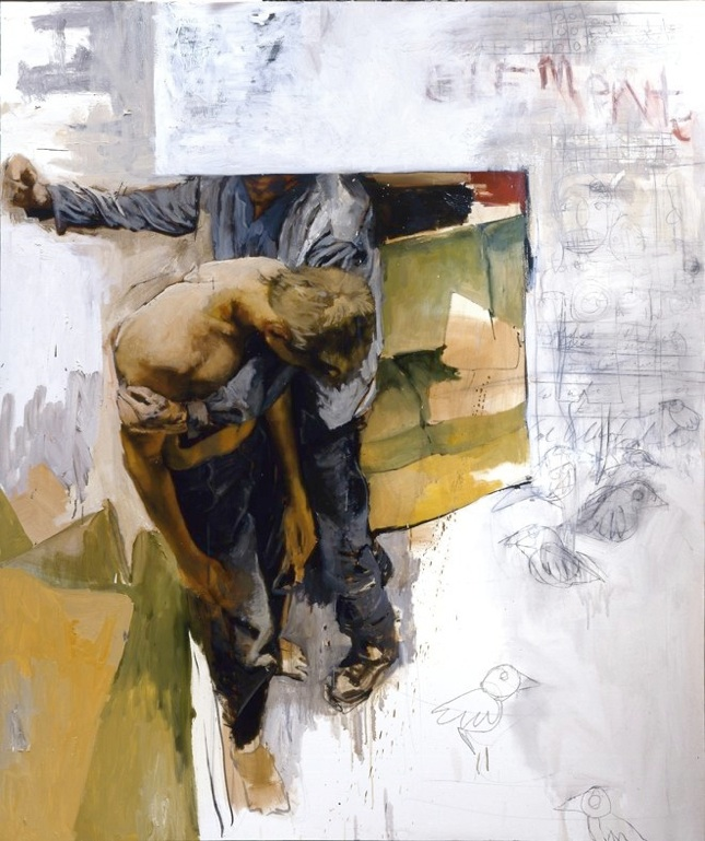 art blog - Jason Shawn Alexander - empty kingdom