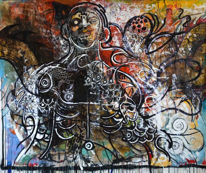 art blog - matthew curry - empty kingdom