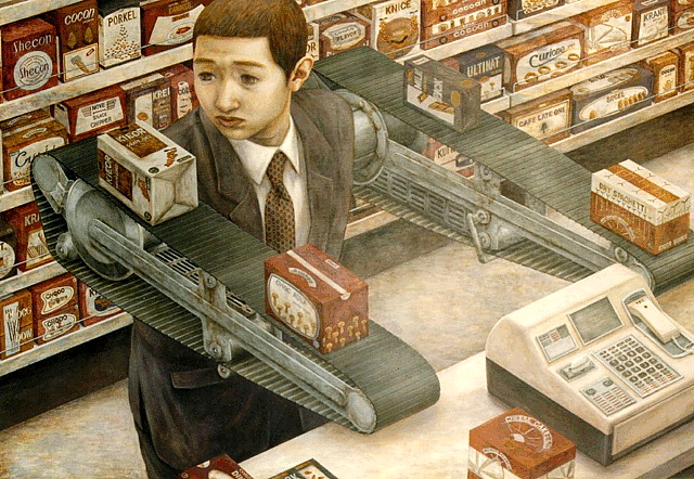 art blog - Tetsuya Ishida - empty kingdom