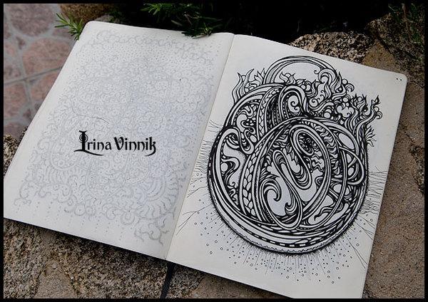 art blog - Irina Vinnik - empty kingdom
