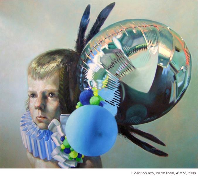 art blog - Robin William - empty kingdom