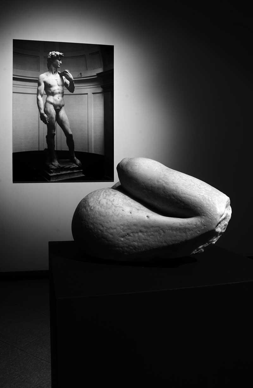art blog - Fabio Viale - empty kingdom
