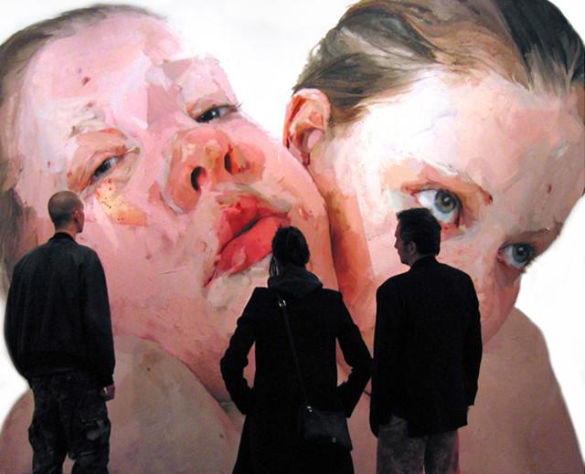 art blog - Jenny Saville - empty kingdom