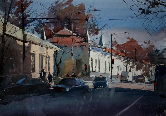 art blog - Eugen Chisnicean - empty kingdom