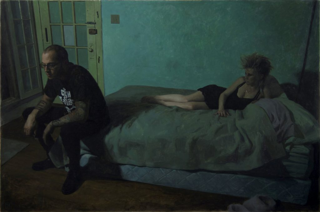 art blog - Sean Cheetham - empty kingdom
