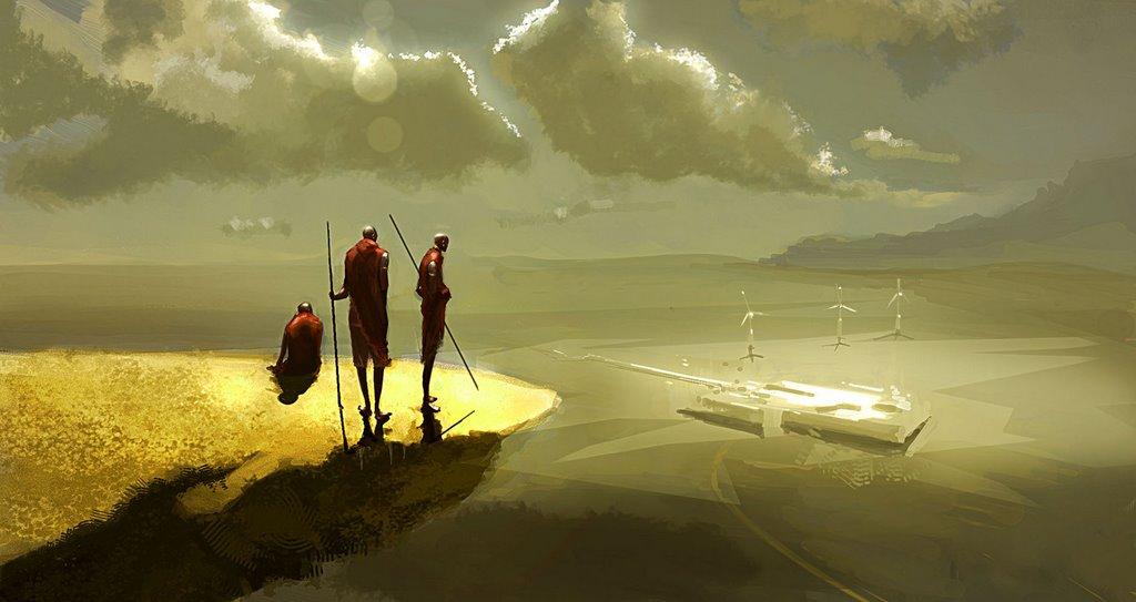 art blog - João Ribeiro - Empty Kingdom