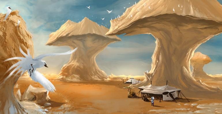 art blog - richard peter han - empty kingdom