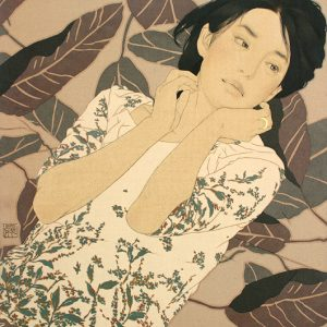 art blog - Ikenaga Yasunari - empty kingdom