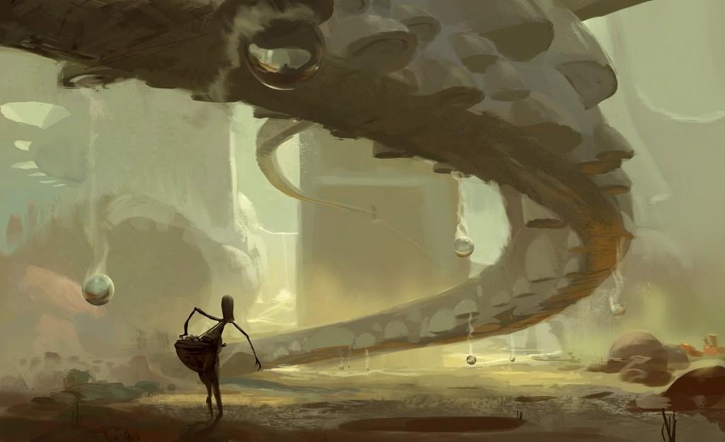 art blog - John Park - Empty Kingdom