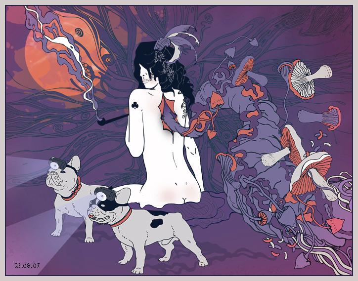 art blog - Tatiana Kazakova - empty kingdom