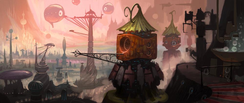 art blog - Matt Gaser - empty kingdom