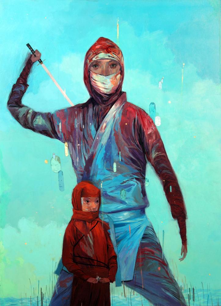 art blog - Andrew Hem - empty kingdom