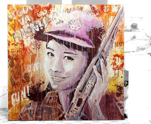 art blog - senor x - empty kingdom