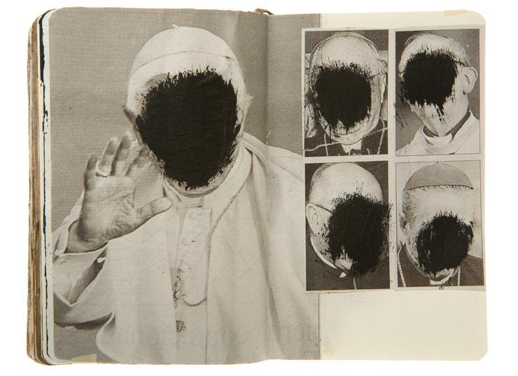 art blog - Juan Rayos moleskine - empty kingdom